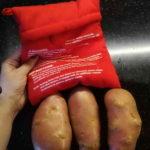02. Крошка-картошка. Мешок для картошки