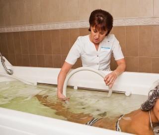 Похудеть в гидромассажной ванне